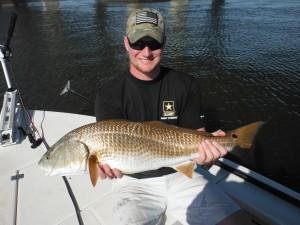 Fishing Charleston Harbor