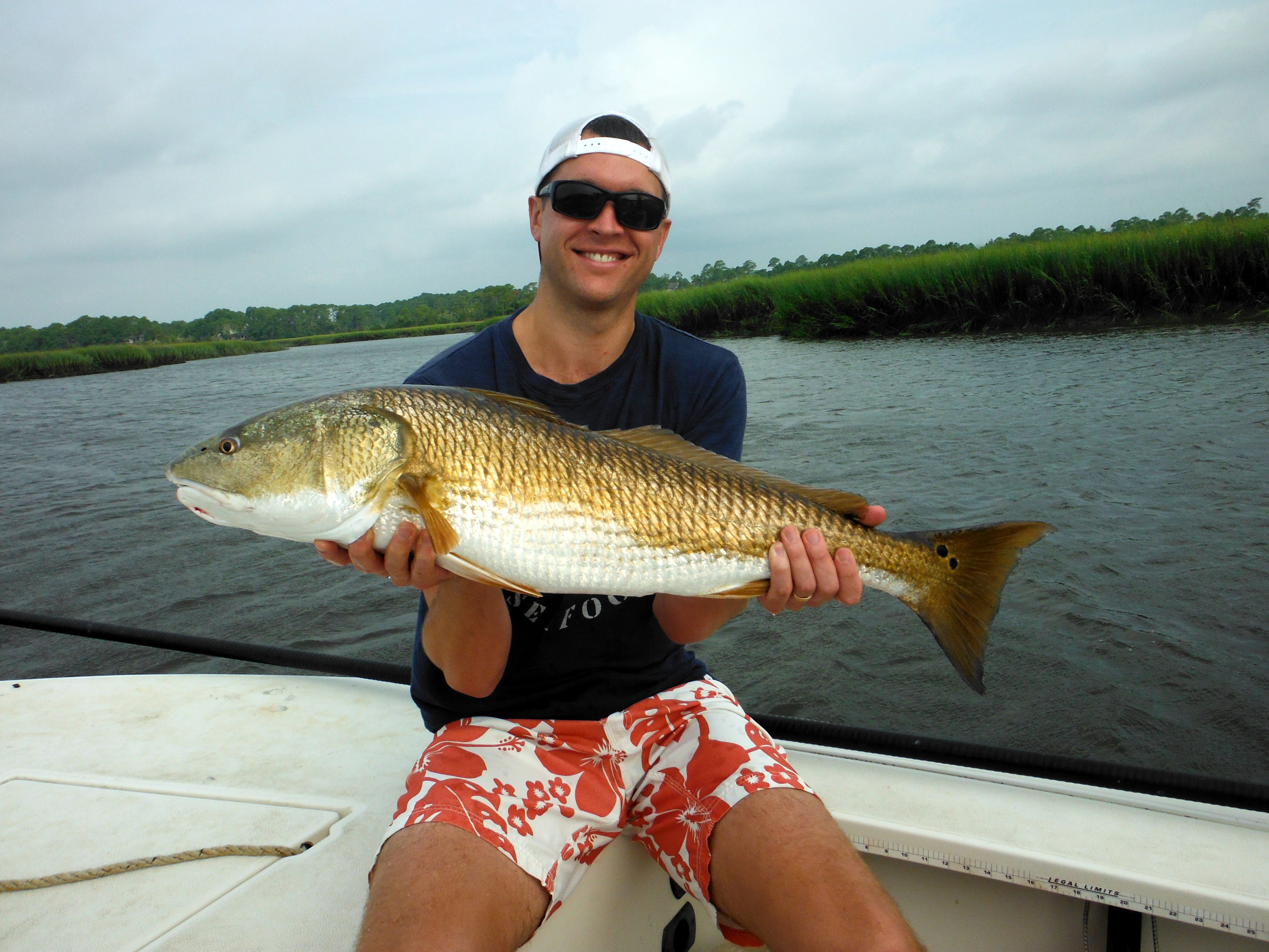 Folly beach fishing charleston charter fishing for Charleston fishing charters