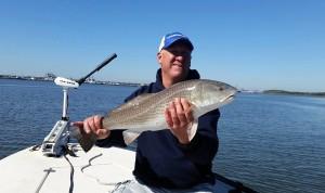 Fishing In Charleston