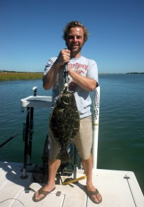 Biggest Flounder Yet