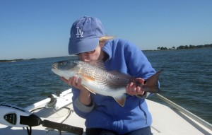 Charleston Fishing Report - December 2014