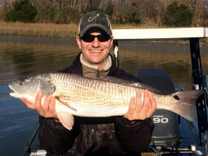 Edisto Flats Fishing