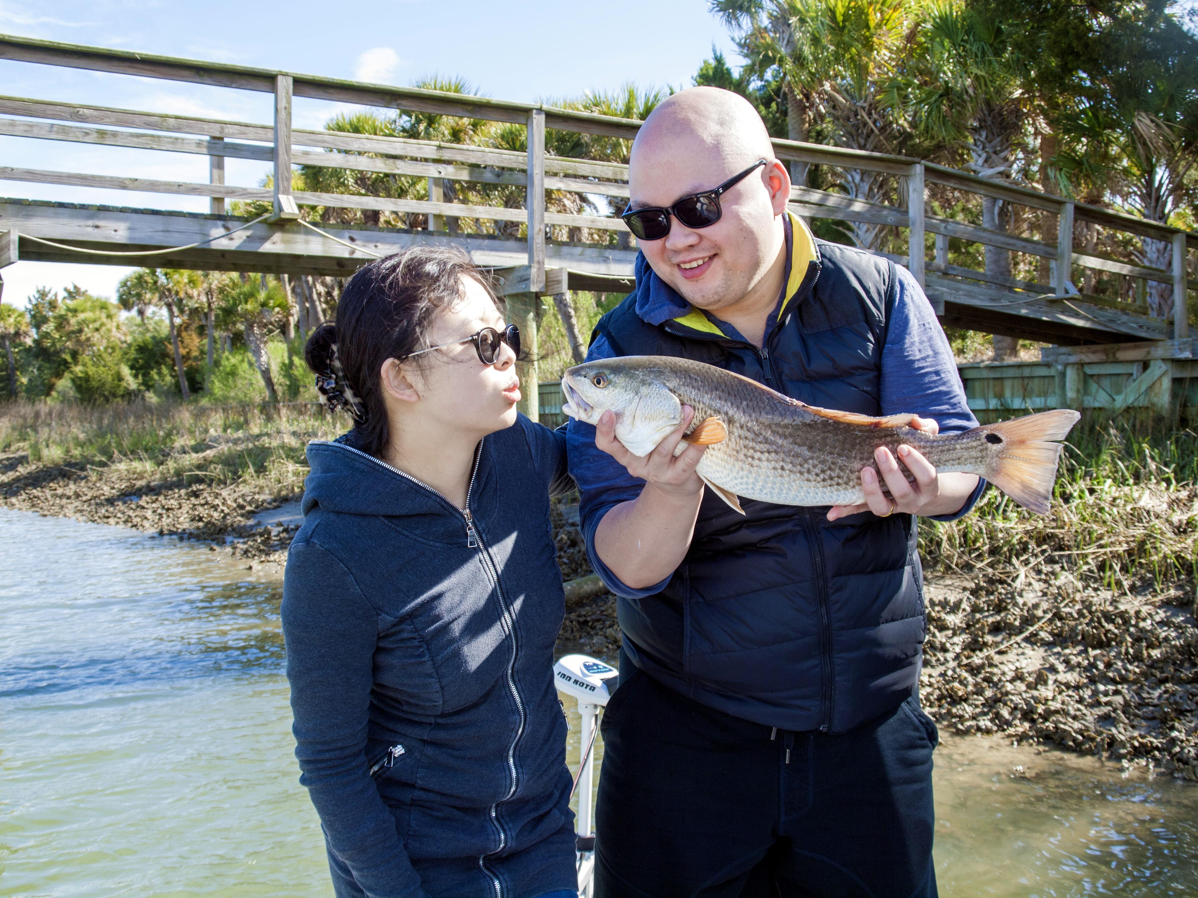 March 2015 charleston charter fishing for Charleston charter fishing