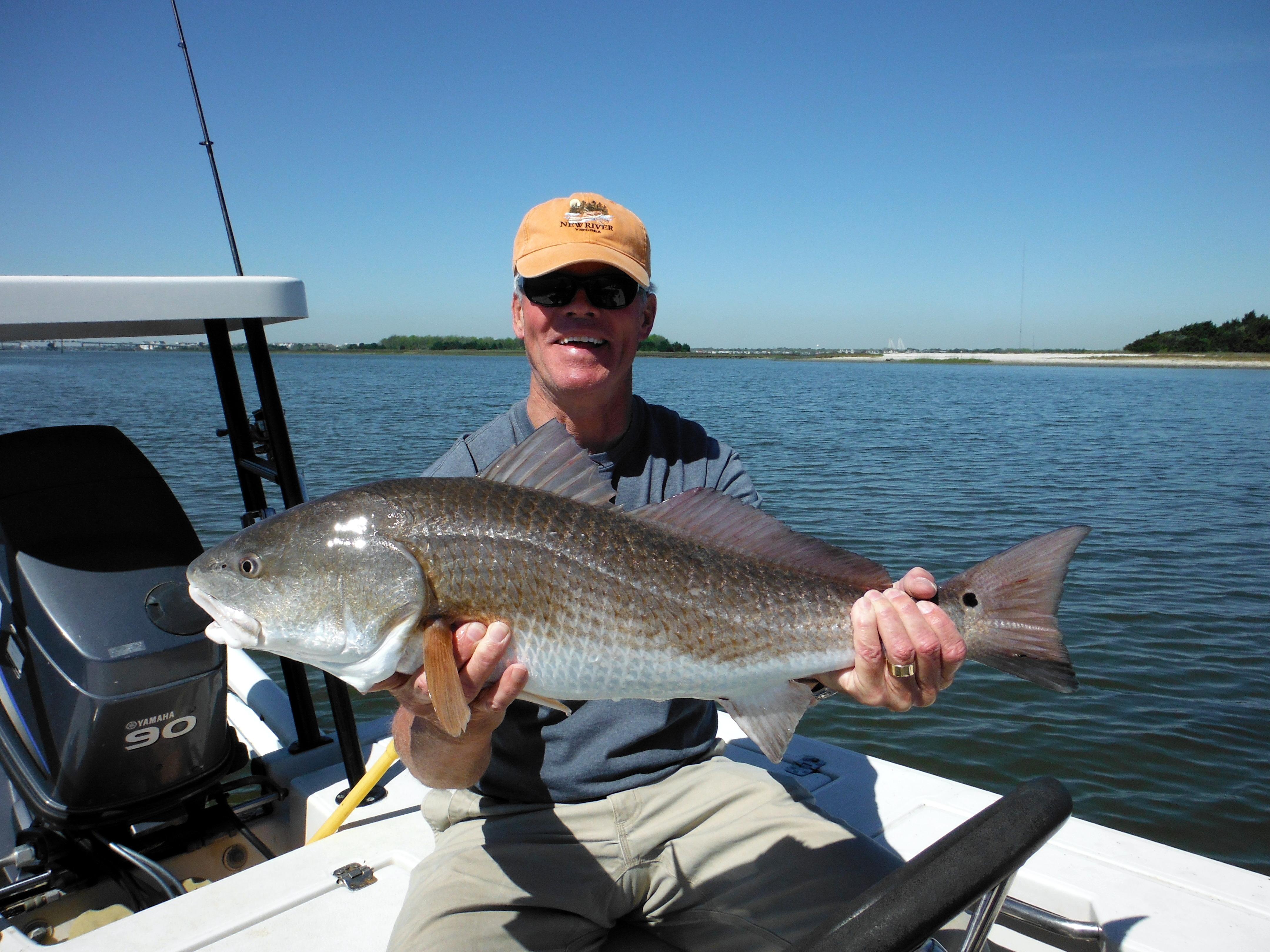 Fishing Isle Of Palms Charleston Charter Fishing