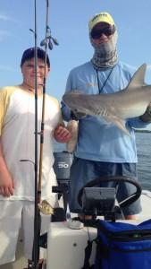 Folly Beach Family Fishing