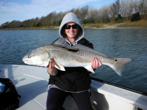Charleston Fishing Report - February 2016