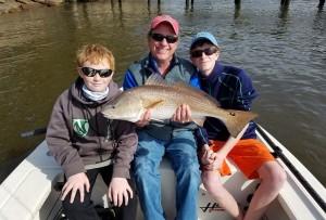Kiawah Island Fishing Charters