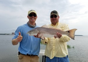 Charleston Flats Fishing