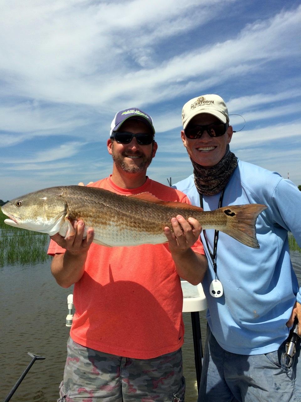 Fishing kiawah charleston charter fishing for Charleston charter fishing