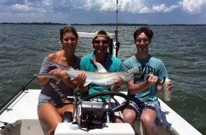 Charleston Shark Fishing