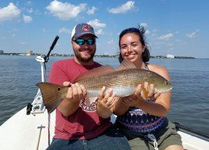 Charleston Fall Fishing
