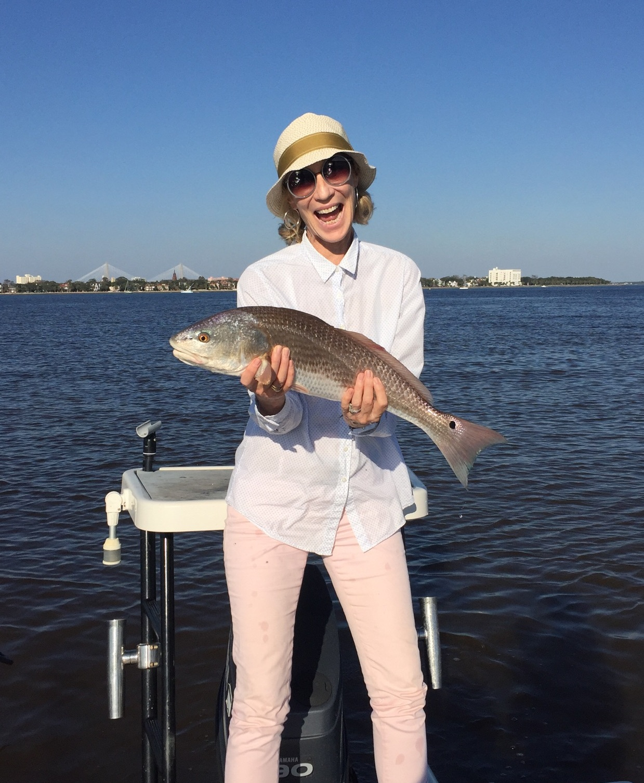 Charleston harbor fishing charleston charter fishing for Charleston fishing com
