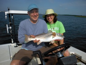 Charleston Fishing Report - June 2014
