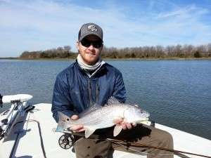 Fly Fishing For Charleston Redfish