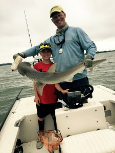 Charleston Fishing Report - August 2015