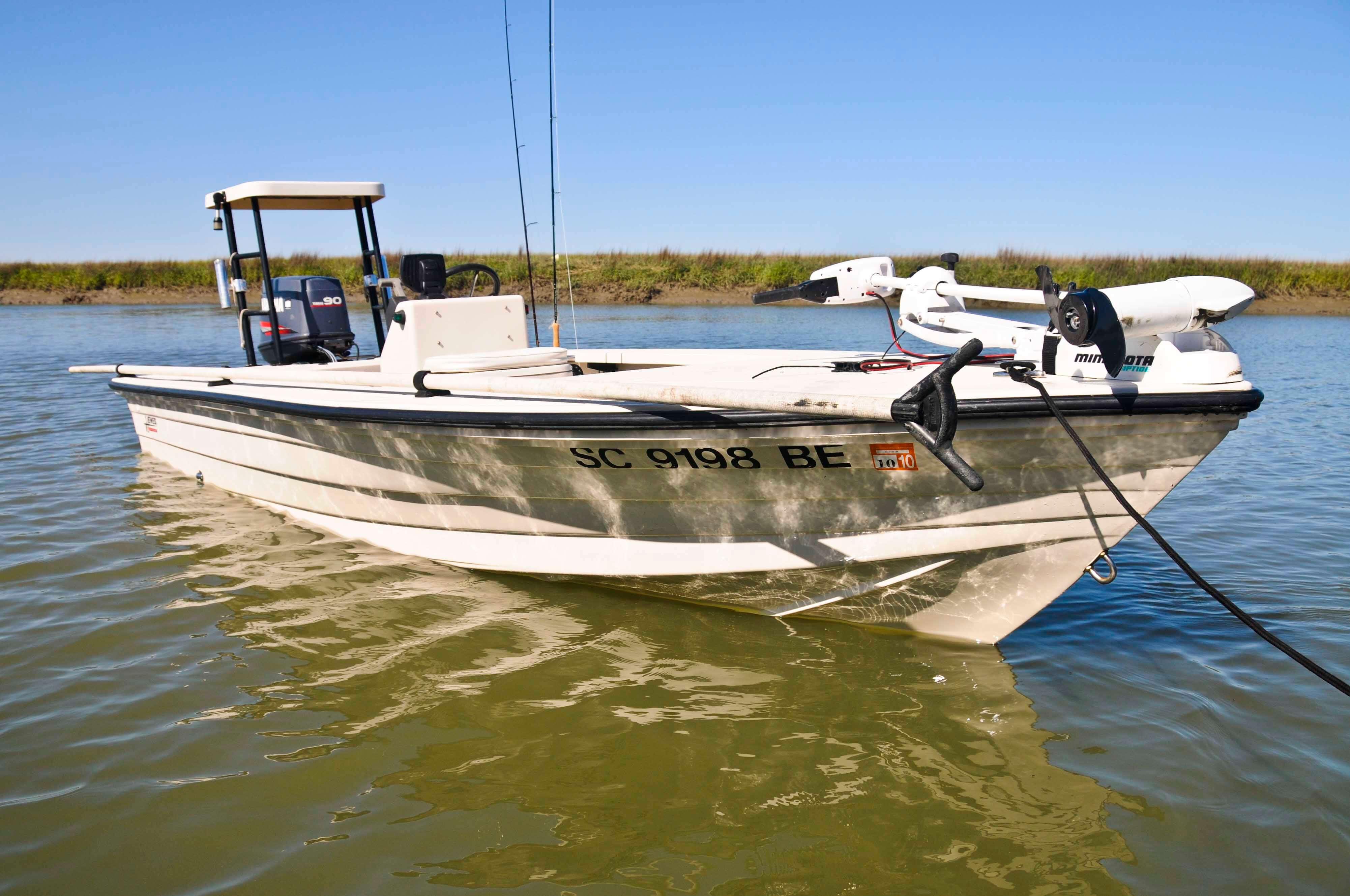 Charleston-Fishing-Boat