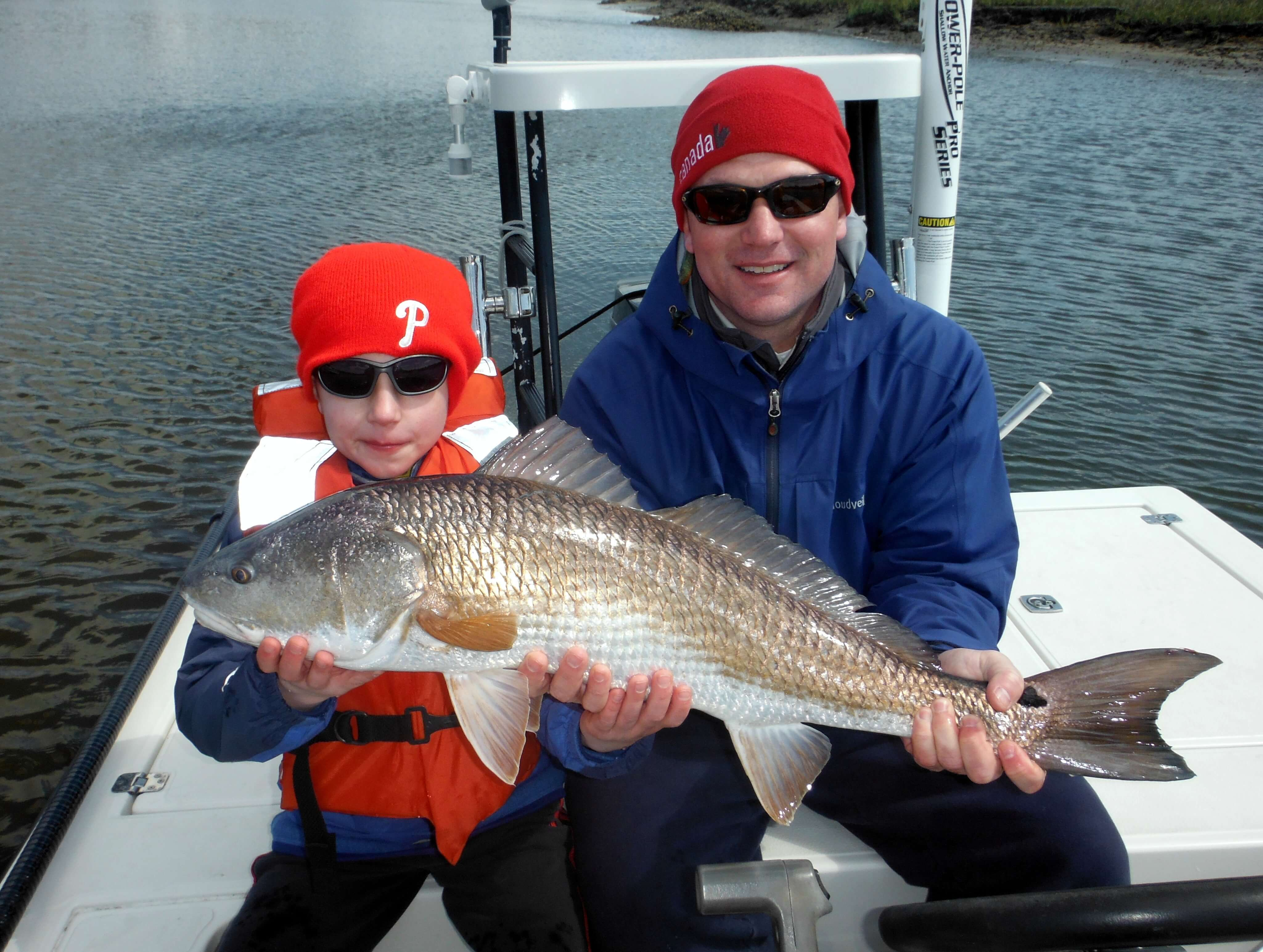 Folly beach fishing report charleston charter fishing for Kiawah island fishing