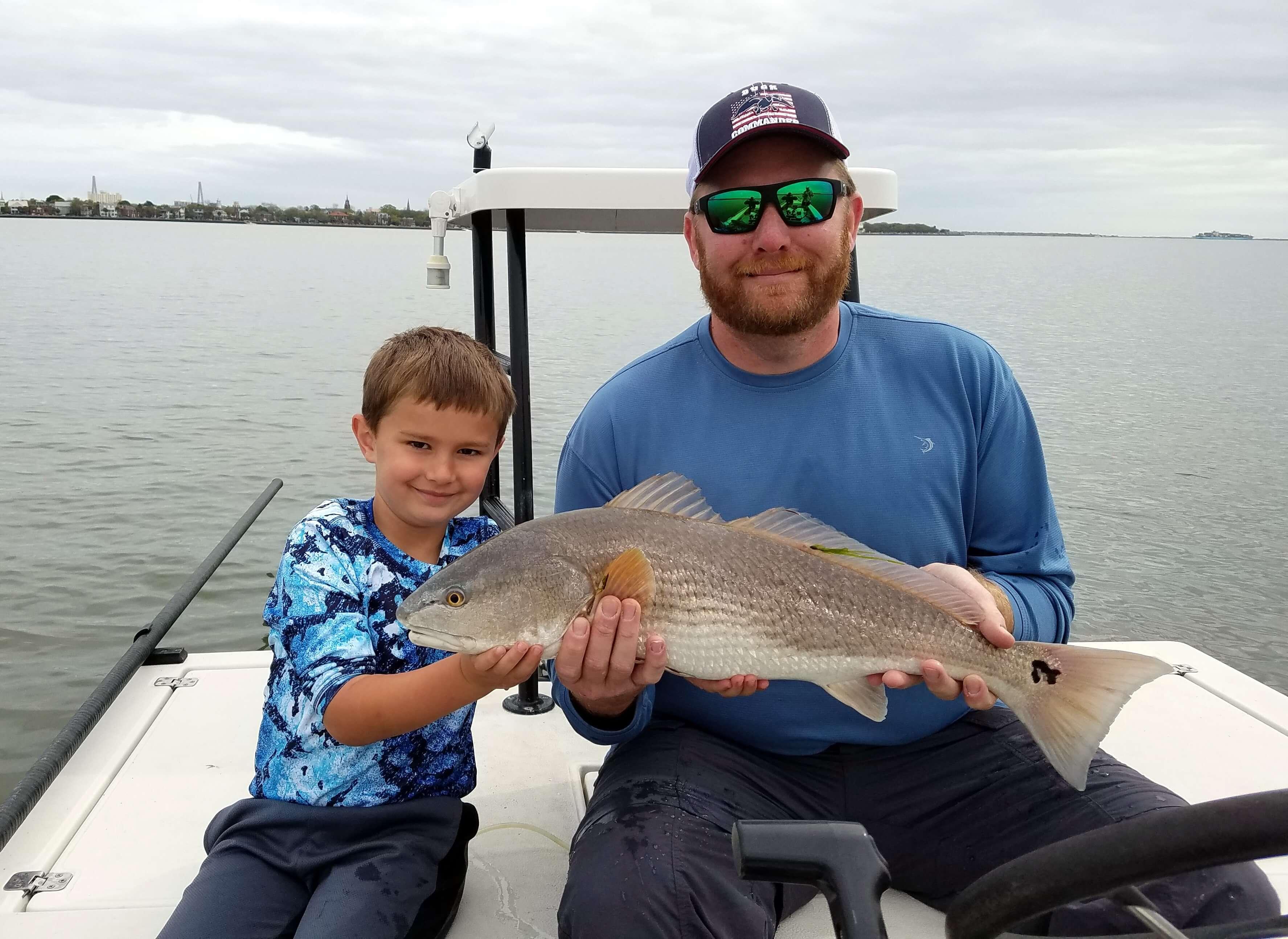 Charleston family fishing trips charleston charter fishing for Charleston charter fishing