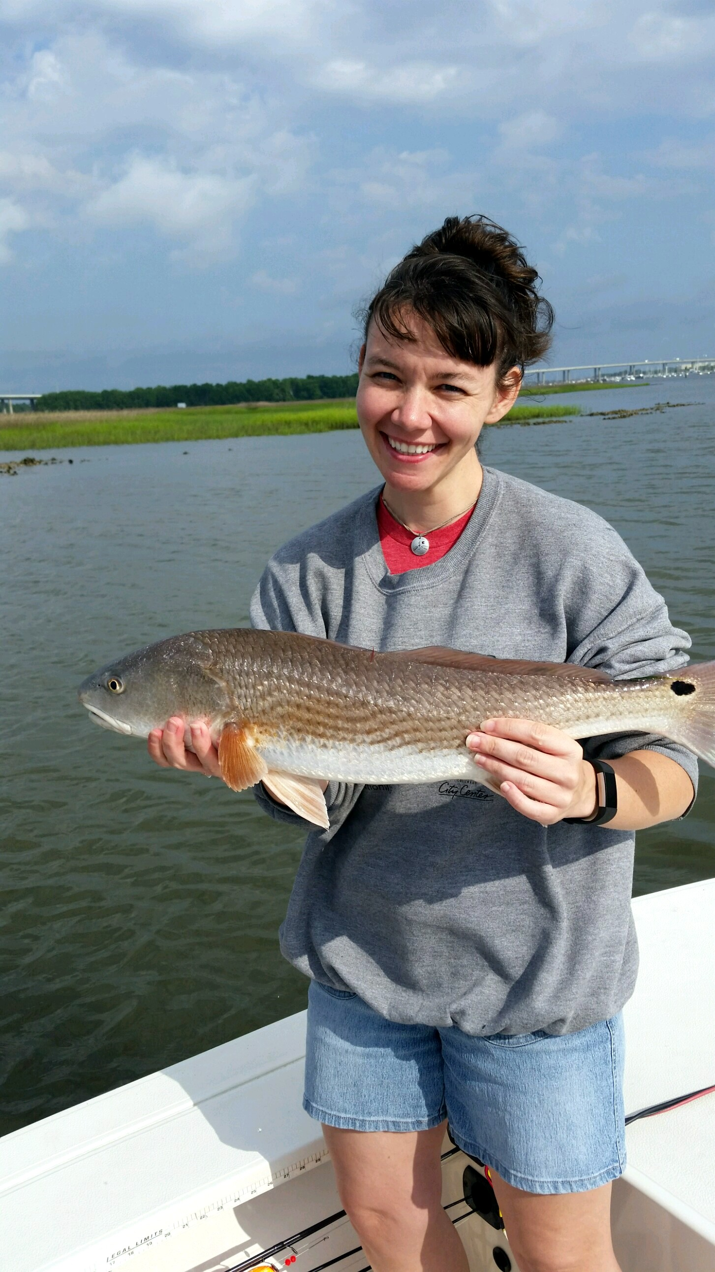 isle of palms fishing charleston charter fishing