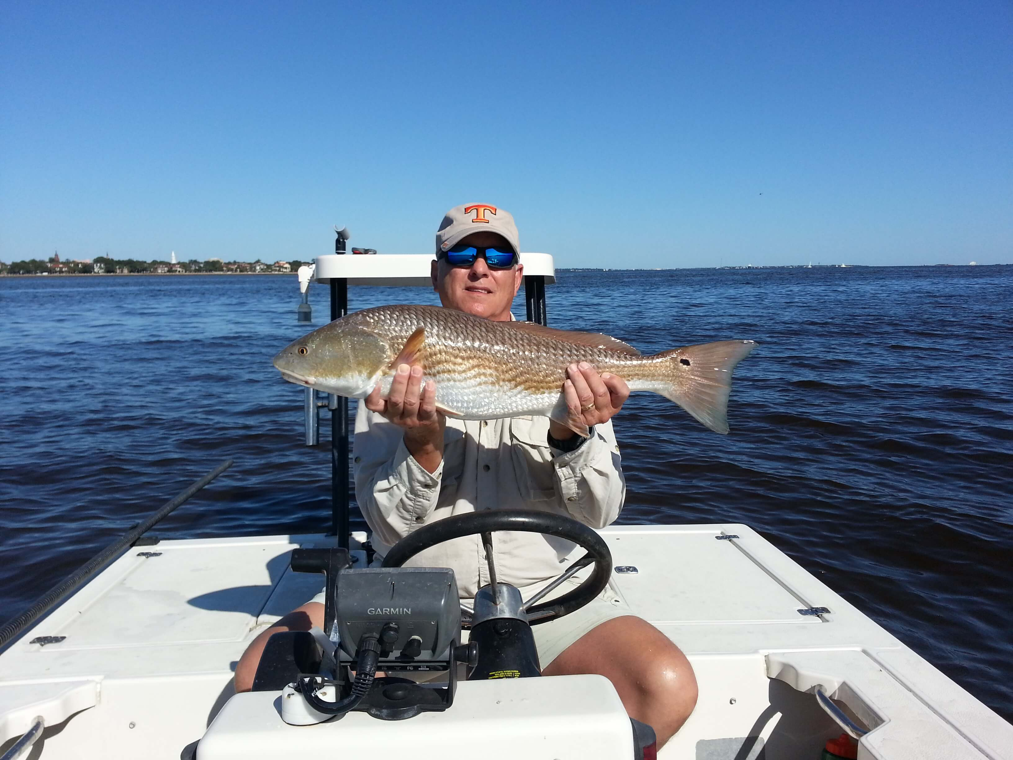 October 2017 charleston charter fishing for Fishing report charleston sc