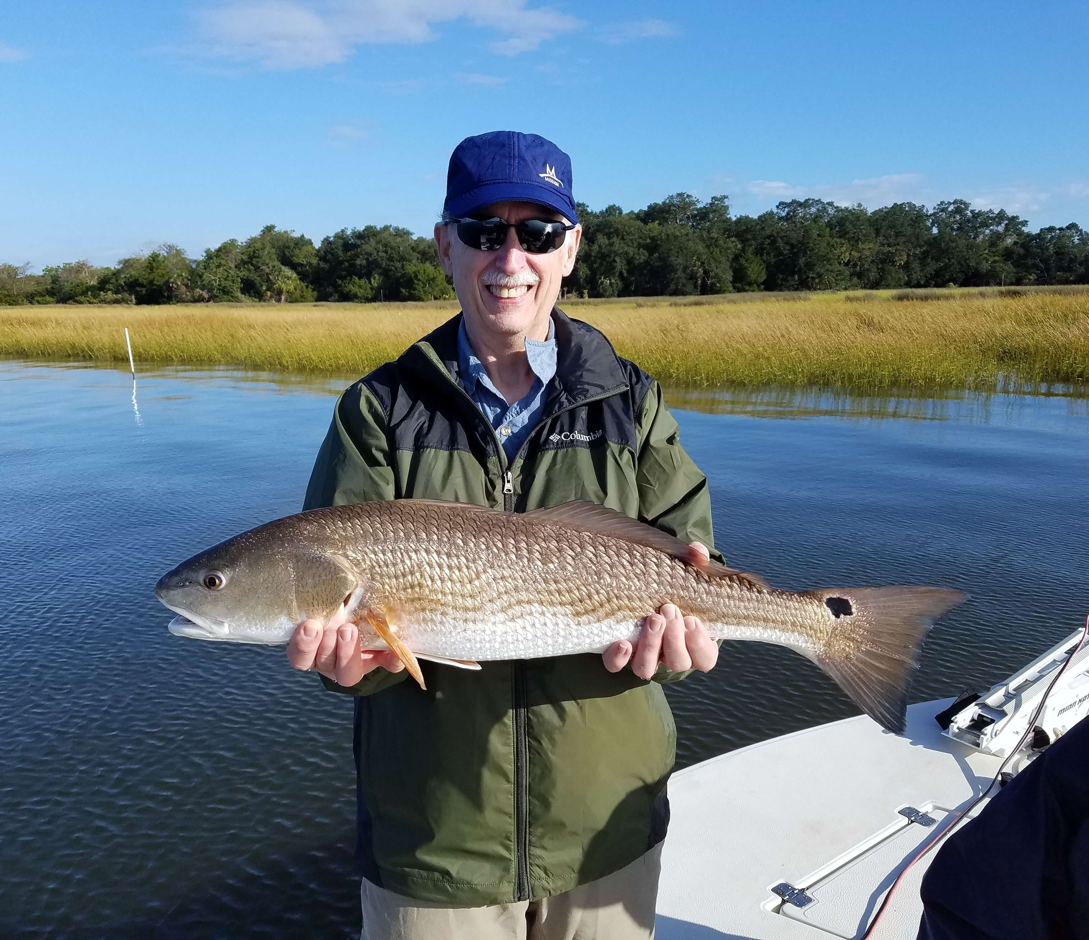 october 2017 charleston charter fishing