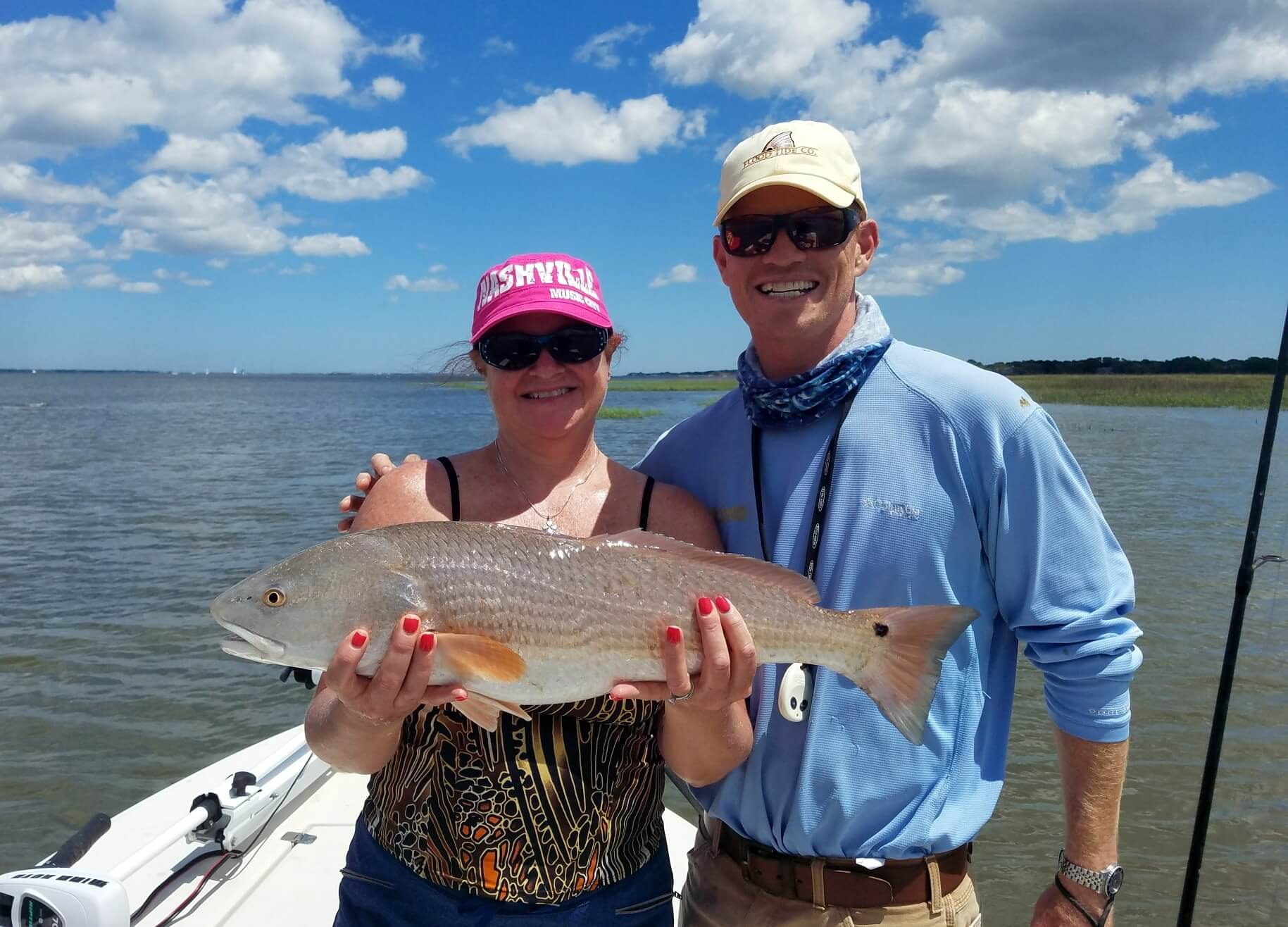 charleston fishing reports charleston charter fishing